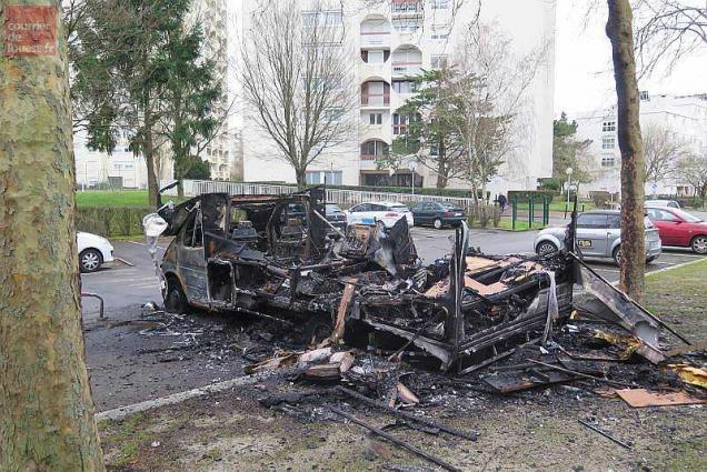 nouvelle soirée de violences à angers (49) : deux policiers blessés