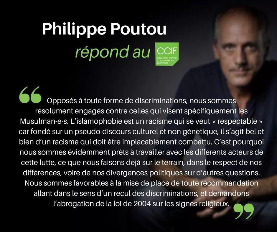 """Résultat de recherche d'images pour """"Poutou CCIF"""""""