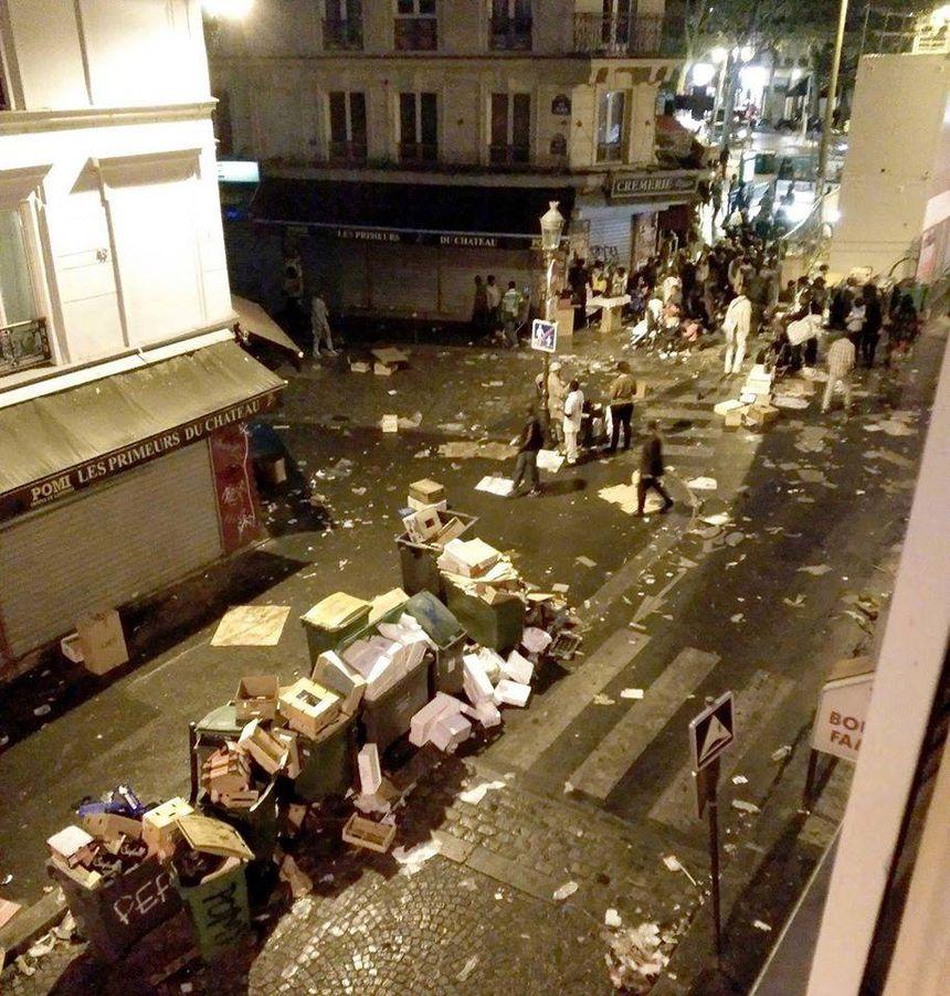 rues prostituees paris