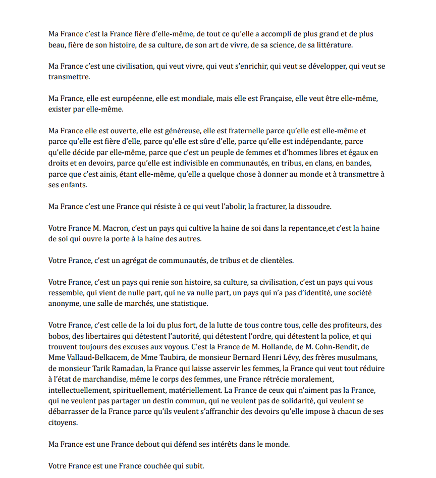EXCLUSIF - Henri Guaino a fourni des éléments de langage au FN pour le débat d'entre-deux tours