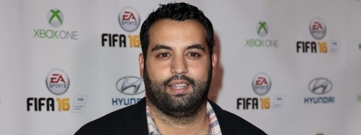 Yassine Belattar, à Paris, le 21 septembre 2015.