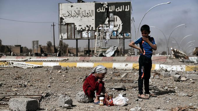 Quatre enfants de djihadistes français bientôt de retour