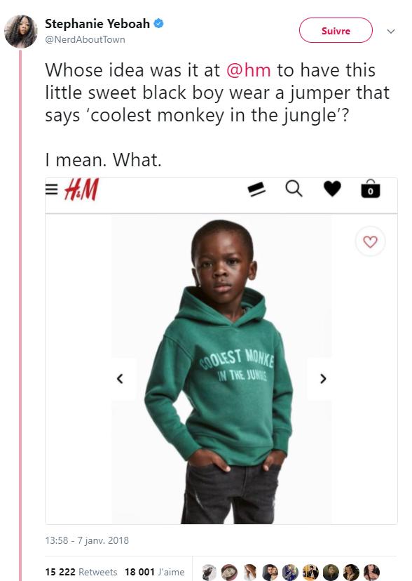 Le groupe H&M nomme une directrice de la diversité
