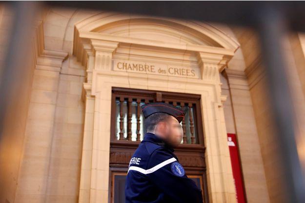 Tribunal de Paris - illustration