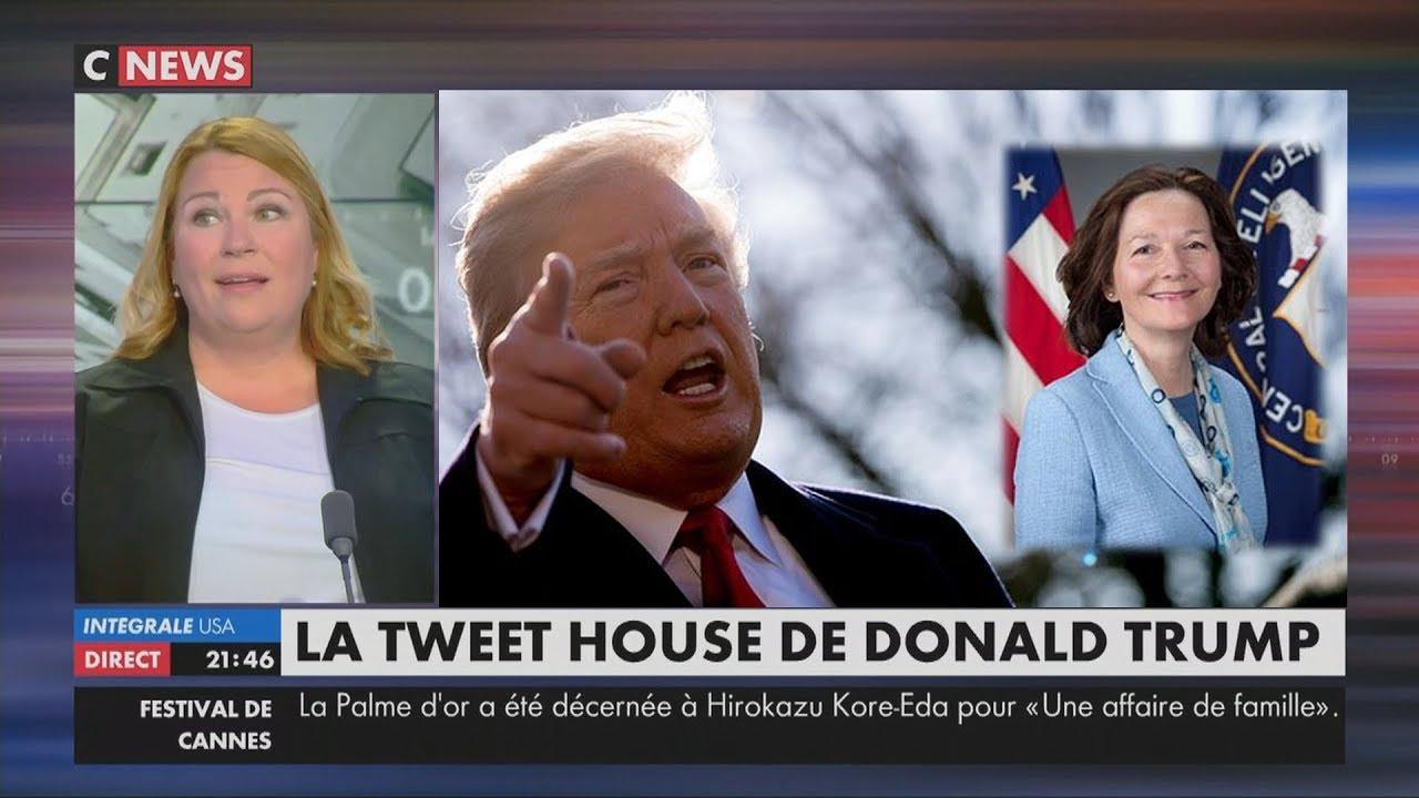 Anntoinette Lorrain (Republicans in France) sur la directrice de la CIA nommée par Trump : «Haspel est dure sur les terroristes et c'est ce qu'on veut» - Fdesouche