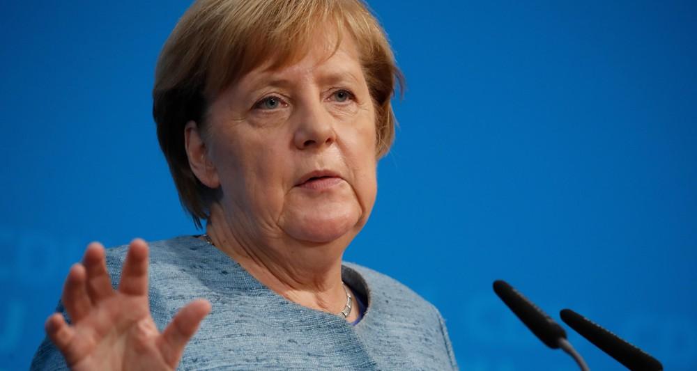 fd74e00e8c1 Élections en Hesse (All.)   lourdes pertes pour Merkel et ses alliés ...