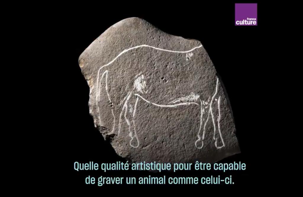 Un site préhistorique exceptionnel découvert au coeur d'Angoulême (MàJ : des gravures d'animaux bouleversent les connaissances)