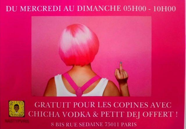 Paris 11e : Excédés depuis 2 ans par la clientèle d'un after afro, les riverains postent leurs vidéos (MàJ : statu quo, nouvelles vidéos…)