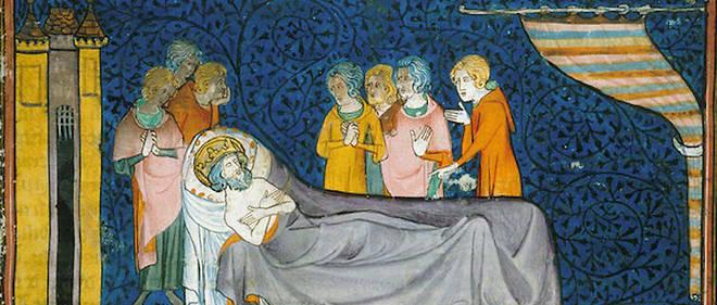 Saint Louis ne serait pas mort de la peste mais du scorbut !