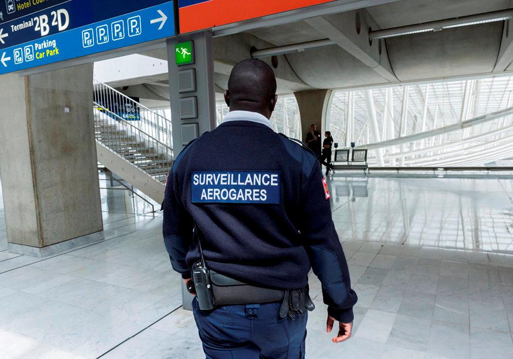 Radicalisation dans les services publics : aéroports sous surveillance