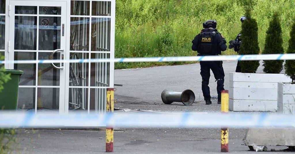 Södertälje (Suède) : Nouvelle attaque à la bombe contre une église syriaque orthodoxe
