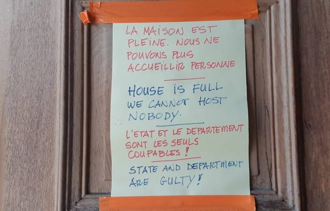 Marseille: Le diocèse réclame l'expulsion des migrants du squat de Saint-Just
