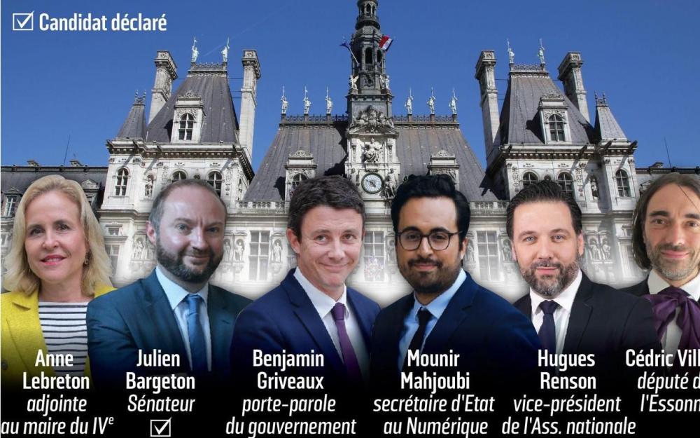 Municipales à Paris : les concurrents de Griveaux à LREM réclament une «consultation citoyenne»