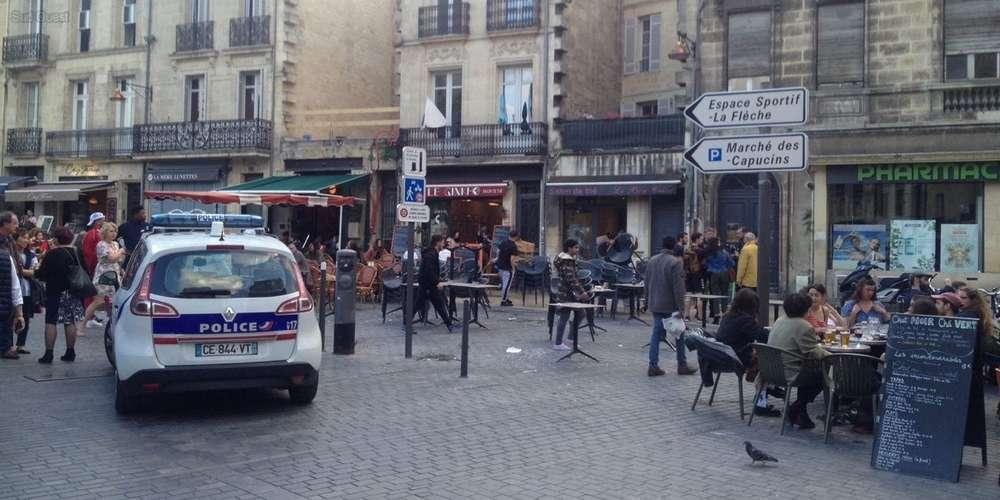 Bordeaux (33) : violente rixe au milieu des terrasses bondées