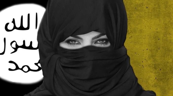 État islamique : les jeunes femmes, nouvelles cibles de la propagande du groupe jihadiste, selon Europol