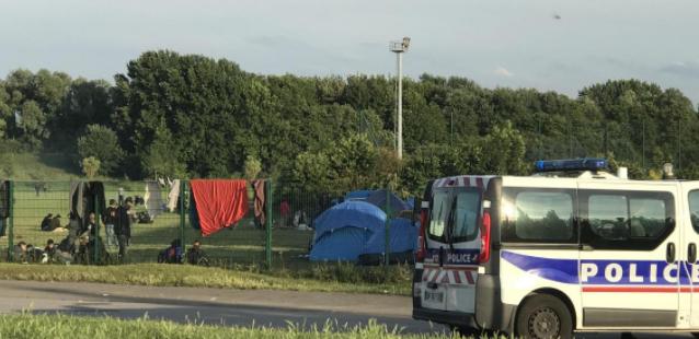 Grande-Synthe (59) : un migrant blessé par balle dans le quartier du Moulin