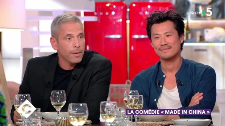 Les acteurs Frédéric Chau et Medi Sadoun dénoncent les «propos racistes» de Nicolas Canteloup