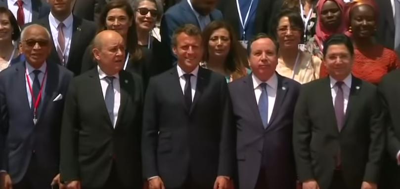 Marseille : Macron plaide pour une « histoire commune de la Méditerranée occidentale »