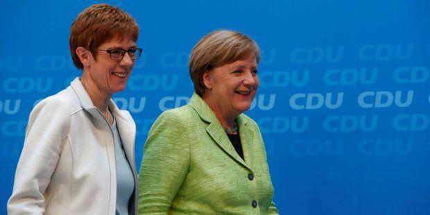 La digue entre la CDU et l'AfD se fissure en Allemagne