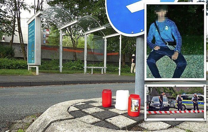 Allemagne : Michael B., père de 4 enfants, poignardé à mort par Fadi A., 15 ans