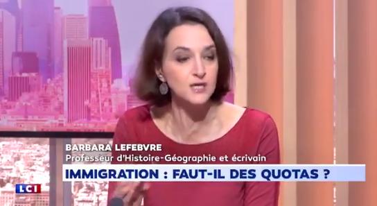 Barbara Lefebvre : «Les Français demandent aux gens qui s'installent en France de respecter leur mode de vie»