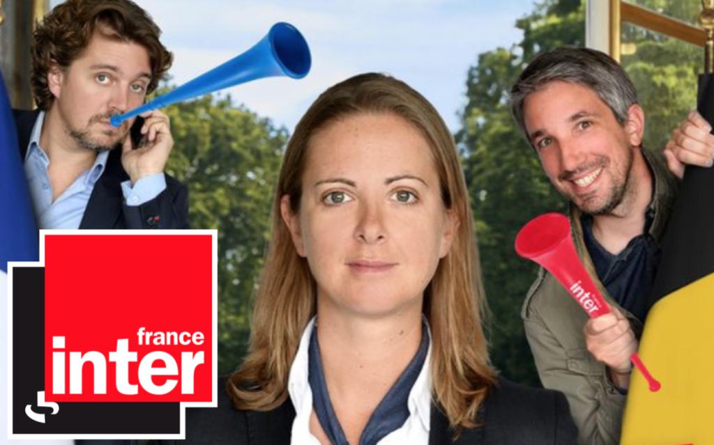 Soûls, des chroniqueurs de France Inter perturbent le trajet d'un TGV