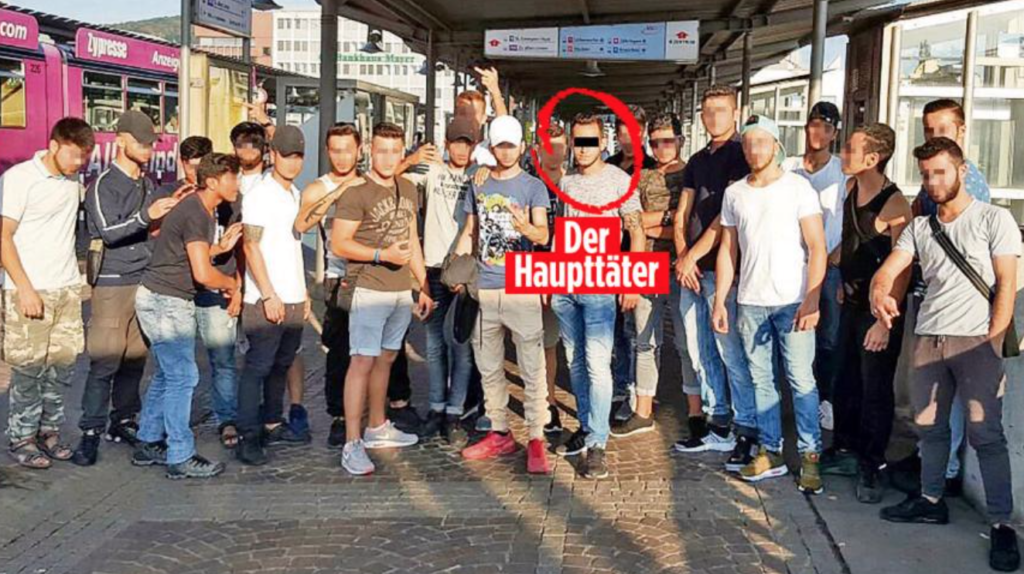 Allemagne : 10 migrants et 1 Allemand jugés pour le le viol collectif d'une jeune fille
