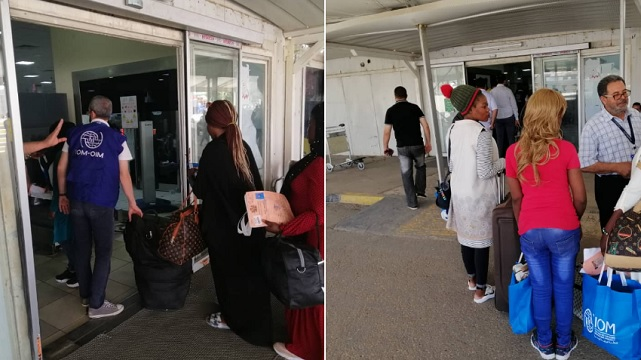Libye : l'OIM rapatrie 137 migrants au Nigéria (plus de 12450 en deux ans selon la presse nigériane)