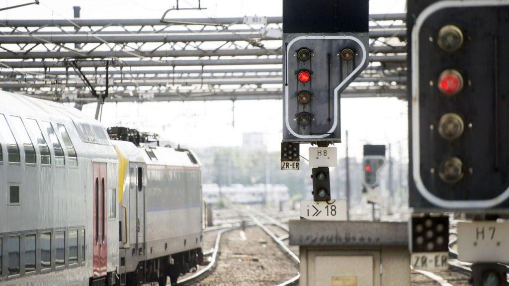 Belgique : pas de train sur la ligne à grande vitesse Louvain-Liège à la suite d'un vol de câbles