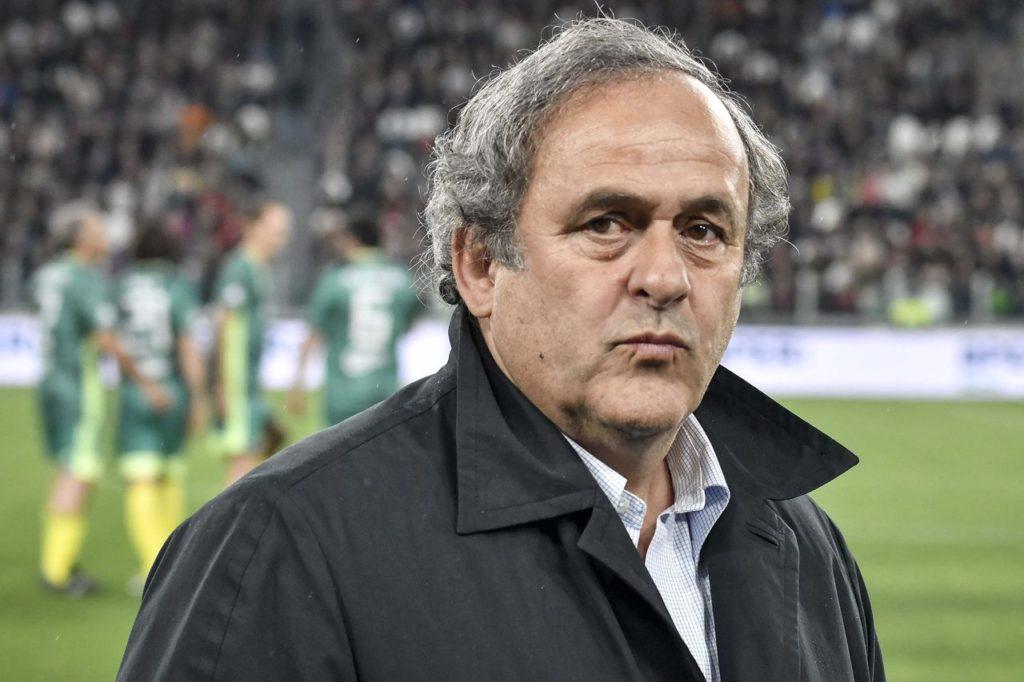 Coupe du monde au Qatar : Michel Platini placé en garde à vue
