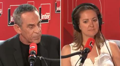 Charline Vanhoenacker : « Je suis toujours hallucinée qu'on déroule le tapis rouge à l'extrême droite » (MAJ : Réaction de Didier Maïsto, président de Sud Radio )