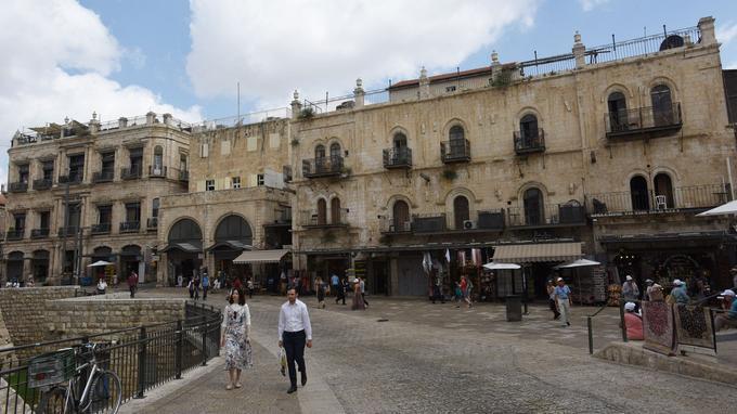 Jerusalem. Les colons israéliens confortent leur emprise au détriment du quartier chrétien