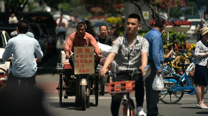 La Chine rebaptise des noms de lieux à la consonance étrangère