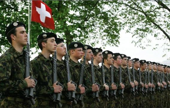 L'armée suisse veut davantage intégrer les recrues transgenres