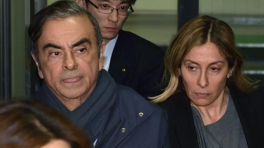 Carlos Ghosn et Ziad Takieddine ont une même adresse à Paris