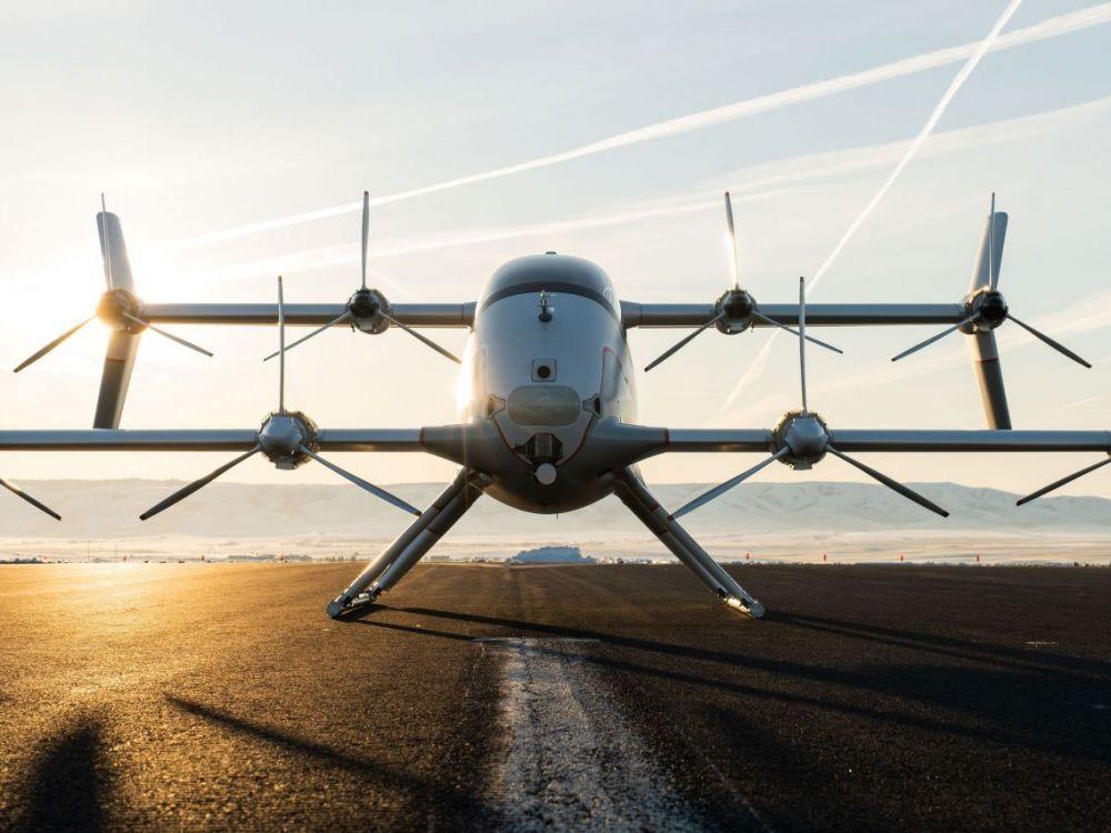 Des taxis volants pour les JO de Paris 2024, le pari fou d'Airbus, ADP et la RATP