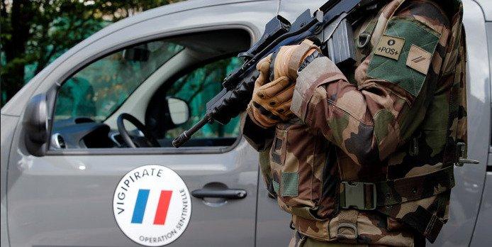 Lyon : Un homme «vêtu d'une djellaba» neutralisé par balle après avoir menacé des militaires avec un couteau (MàJ)