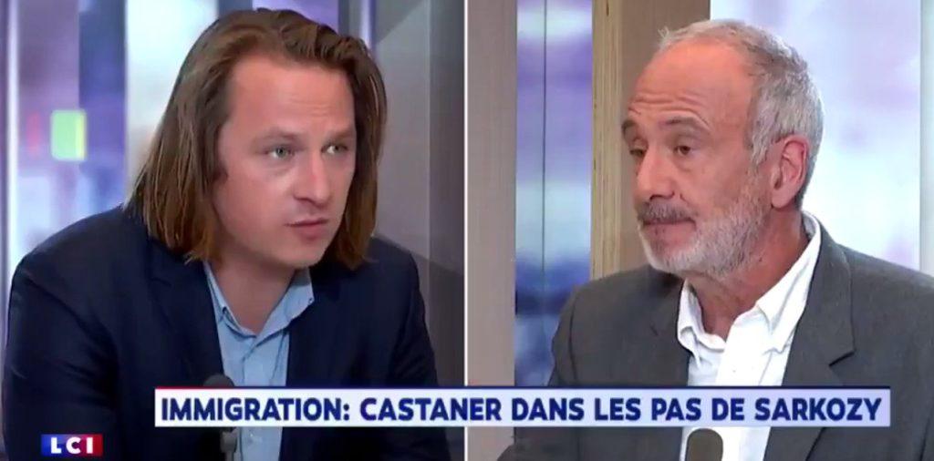 Lejeune évoque la «remigration» : «Il y a des gens qui sont Français aujourd'hui qui devraient retourner dans leur pays d'origine» (Màj)