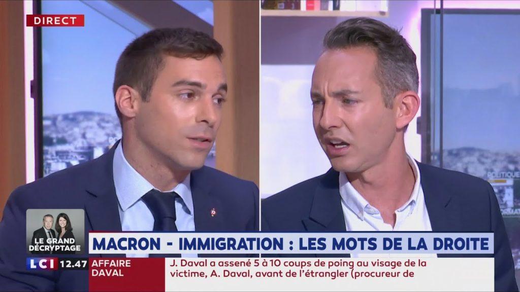Clash : Ian Brossat (PCF) claque la porte de LCI après avoir été comparé à un épagneul breton par Julien Odoul (RN) lors d'un débat sur l'immigration