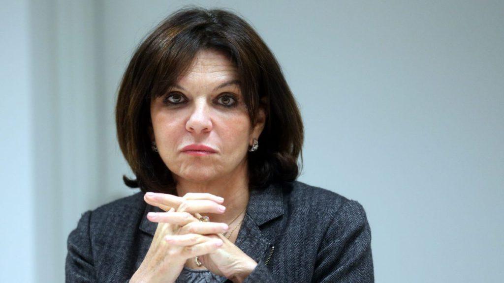 La sénatrice Nathalie Goulet demande l'interdiction d'une populaire application sur I-phone créée par des islamistes