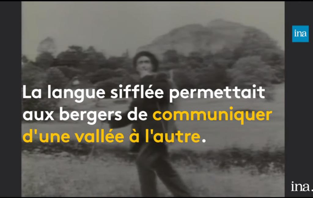 Béarn : quand les hommes parlaient comme les oiseaux