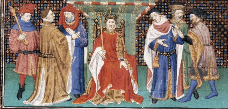 """Les princes médiévaux et le """"secret défense"""""""