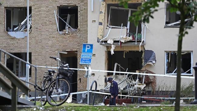 Explosions en Suède : près de 100 attaques à la bombe depuis le début de l'année, selon la police