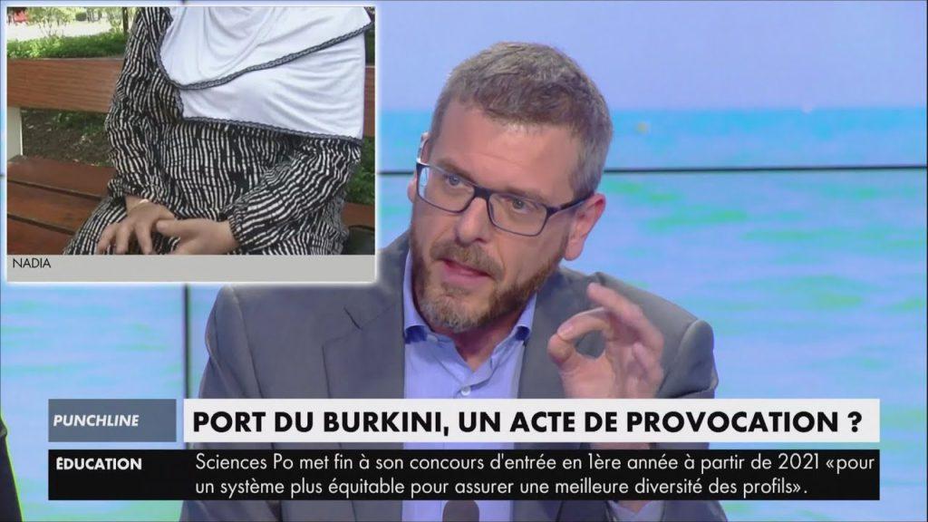 Thibault de Montbrial, spécialiste sécurité, voit dans ce témoignage d'une militante du Burkini un «cas d'école» de la méthode de conquête islamique