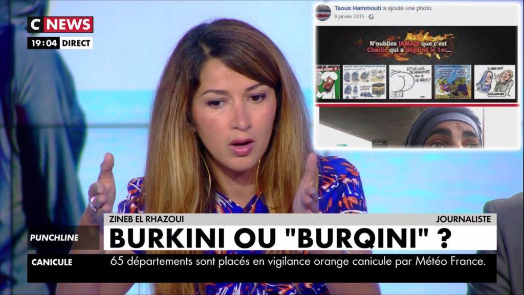 Zineb El Rhazoui : «Le communautarisme est une réalité en France, la gauche et la droite ont fait des compromissions» (MAJ)
