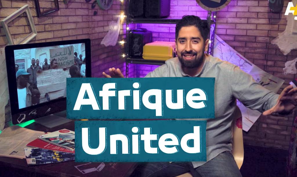Contre le racisme anti-Noirs au Maghreb, Abdel En Vrai répond «Afrique United»