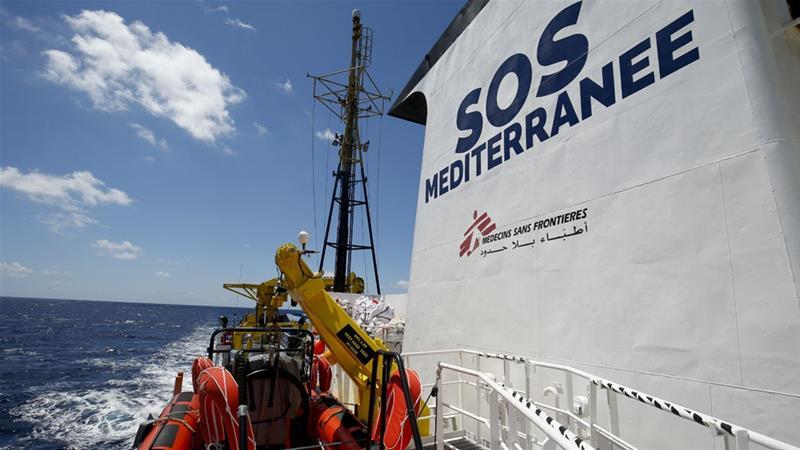 SOS Méditerranée et MSF annoncent une nouvelle campagne de secours des migrants en mer