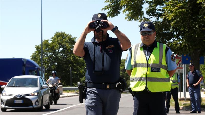 La Slovénie déploie des troupes pour renforcer les patrouilles aux frontières face à l'arrivée croissante de migrants