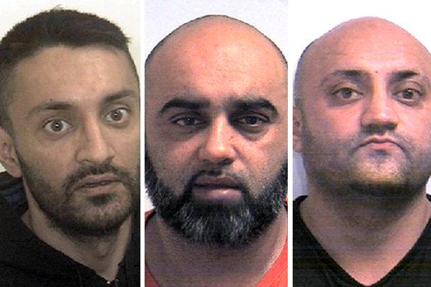 Grooming gang : 3 frères, violeurs d'enfants, obtiennent 500000£ au titre de l'aide juridique