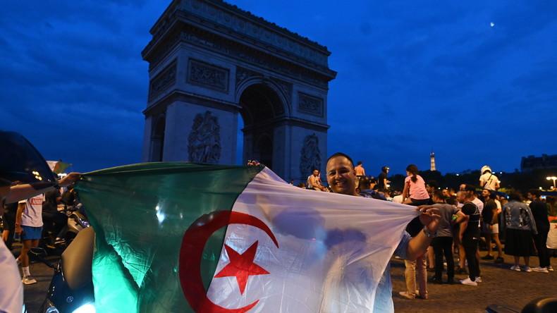 CAN : victoire de l'Algérie et élimination de la Tunisie (MàJ : 282 interpellations en France)